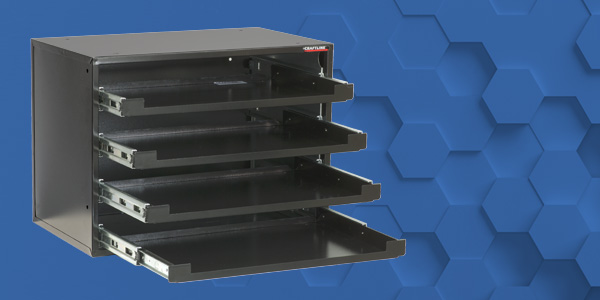 Craftline Storage Systems | Made In The USA | Drawer Racks