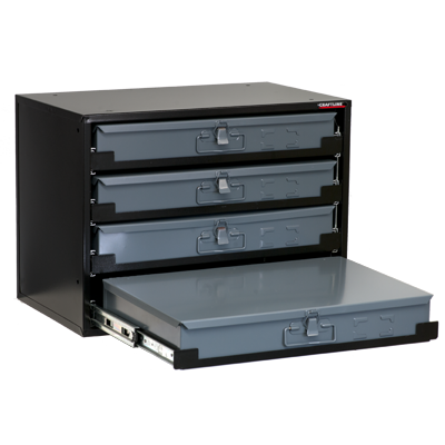 PL-4DH-M | Drawer Rack | Made In The USA