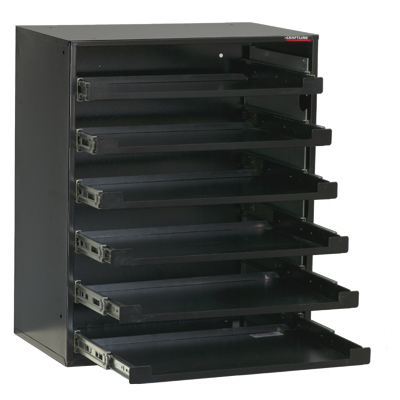 PL-6DH-M | Drawer Rack | Made In The USA