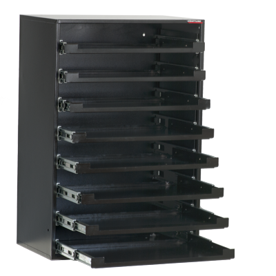 PL-8DH-M | Drawer Rack | Made In The USA