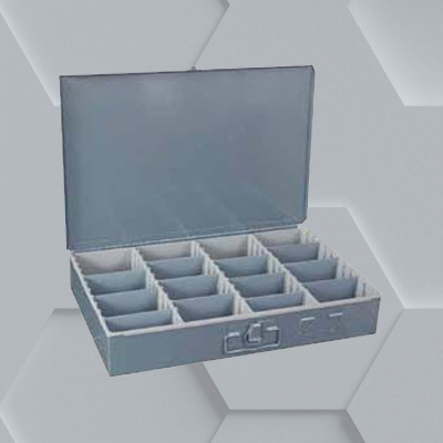 Adjustable Compartment Box - PL-AJP | Made In The USA