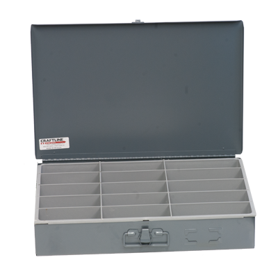 15 Compartment Box - PL-15 | Made In The USA