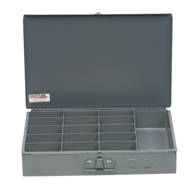 16 Compartment Box - PL-16 | Made In The USA