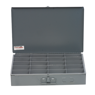 20 Compartment Box - PL-20 | Made In The USA