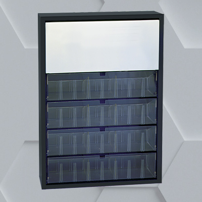 Tip Out Tray Cabinet PL-TOC | Made In The USA