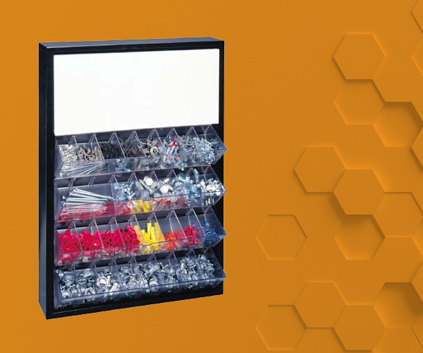 Tip Out Tray Cabinet | Made In The USA