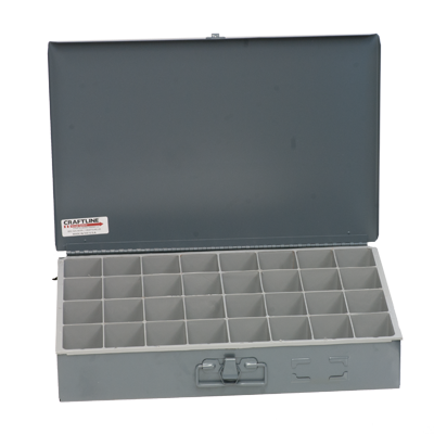 32 Compartment Box - PL-32 | Made In The USA
