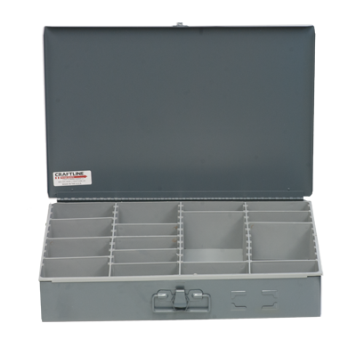 Adjustable Compartment Box - PL AJP | Made In The USA