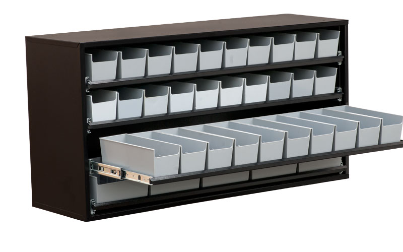 Craftline Storage System | Made In USA | PL-SB4 | Bins Not Included