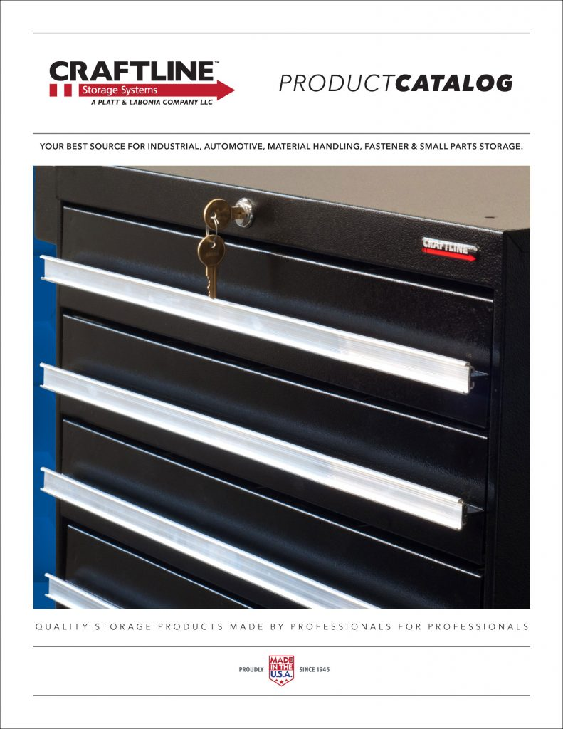 Craftline Storage System   Made In USA