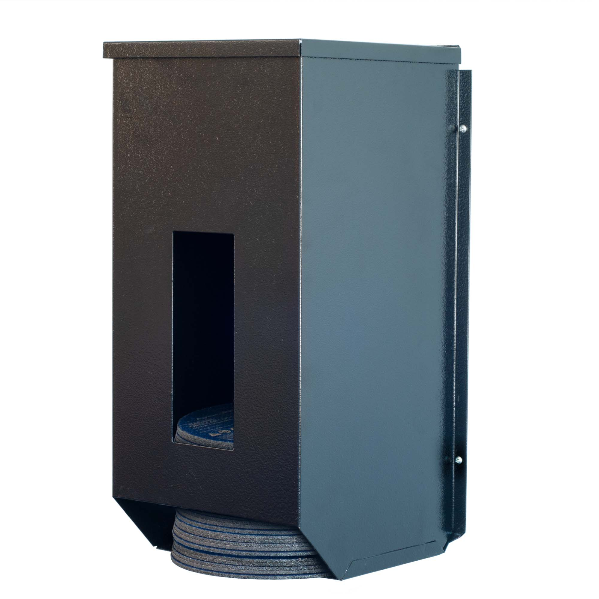Craftline Storage System | Made In USA | PL-7DISC | 7 Inch Grinder wheel dispenser