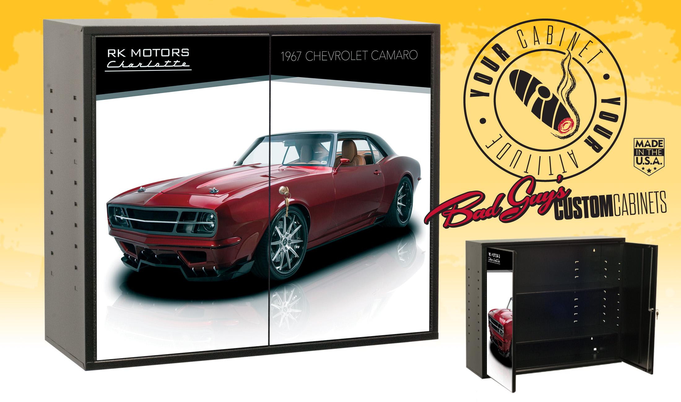 Bad Guys Custom Cabinets Chevrolet-Camaro